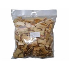 PLNĚNÉ KOSTIČKY MIX sušenky 1kg