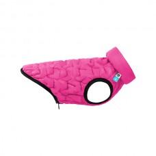 Airy Vest UNI Elastic oboustranná bunda růžová/černá L 55