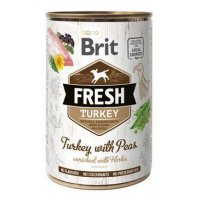 Brit Fresh Turkey with Peas 400g