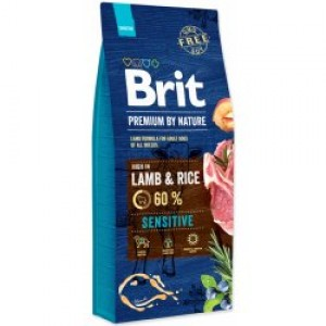 Brit Premium Dog by Nature Sensitive Lamb 15kg
