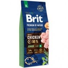 Brit Premium Dog by Nature Junior XL 15kg