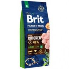 Brit Premium Dog by Nature Adult XL 15kg