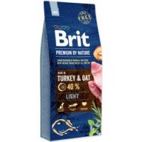 Brit Premium Dog by Nature Light 15kg