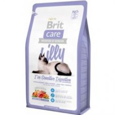 Brit Care Cat Lilly I´ve Sensitive Digestion 2kg