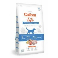 Calibra Dog Life Adult Medium Breed Chicken 12kg
