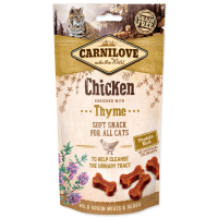 Carnilove Cat Semi Moist Chicken enriched with Thyme 50g