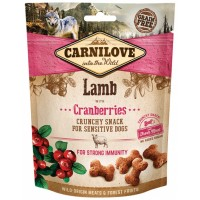 Carnilove Dog Crunchy Lamb with Cranberries 200g