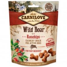 Carnilove Dog Crunchy Wild Boar with Rosehips 200g