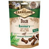Carnilove Dog Semi Moist Duck enriched with Rosemary 200g