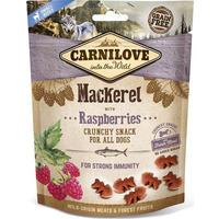 Carnilove Dog Crunchy Mackerel with Raspberries 200g