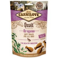 Carnilove Dog Semi Moist Quail with Oregano 200g