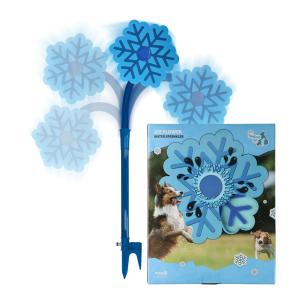 Coolpets Ice Flower - zahradní kropítko pro psy