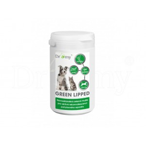 Dromy Green lipped mussel 500 g