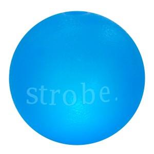 Orbee-Tuff® BALL Strobe blikající 7,5cm modrý (5/5)