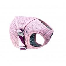 Vesta chladící Hurtta Cooling Wrap 65-75 růžová
