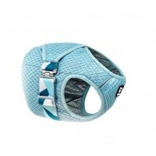 Vesta chladící Hurtta Cooling Wrap 40-50 modrá