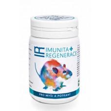 IR IMUNITA A REGENERACE pro myši a potkany 120g (dříve IMMUNEREGEN)