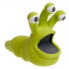Monstrum - latexová pískací hračka 14x12cm