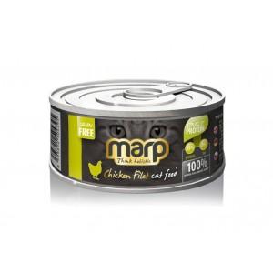 Marp Chicken Filet konzerva pro kočky s kuřecími prsy 70g