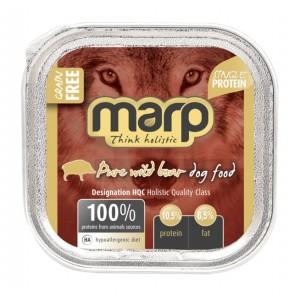 Marp Dog Wild Boar vanička pro psy s divočákem 100g