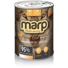 Marp Dog Variety Grass Field konzerva pro psy 400g