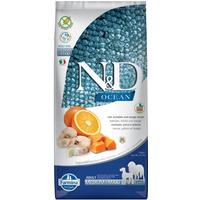N&D Low Grain DOG Ocean Adult Mini Codfish & Orange 2,5kg