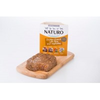 Naturo Adult Chicken, Lamb&Rice with Veget 400g