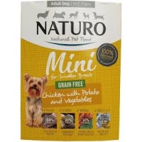 Naturo Grain Free Chicken Mini 150g