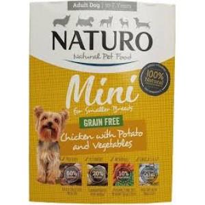 Naturo Grain Free Chicken Mini 150g