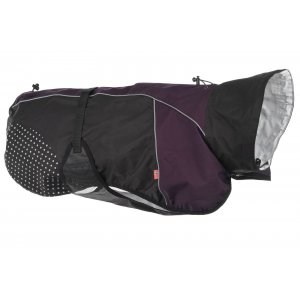 Non-stop Dogwear Beta Pro pláštěnka fialová 45 - 90