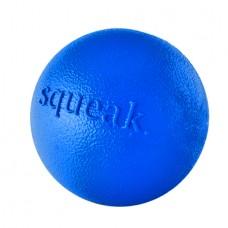 Orbee-Tuff® Ball Squeak pískací 8cm modrý