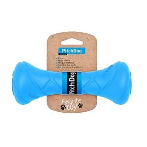 PitchDog činka pro psy modrá