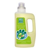 Menforsan Mýdlový gel pro praní pelíšků a oblečků pro domácí mazlíčky 1l