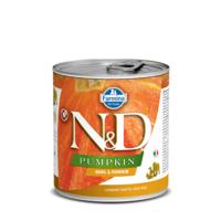 N&D DOG Pumpkin - Quail & Pumpkin Adult 285g