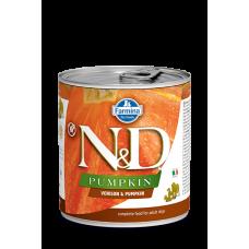 N&D DOG Pumpkin - Venison & Pumpkin Adult 285g