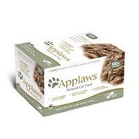 Applaws miska Cat 8 x 60g MultiFish - Rybí výběr