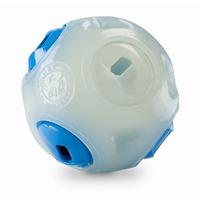 Orbee-Tuff® GLOW Whistle Ball - svítící svištící 6cm (5/5)