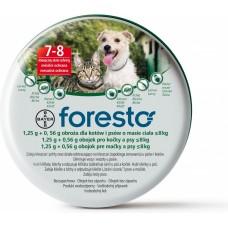 Foresto 38 obojek pro kočky a malé psy +  svítící přívěšek ZDARMA
