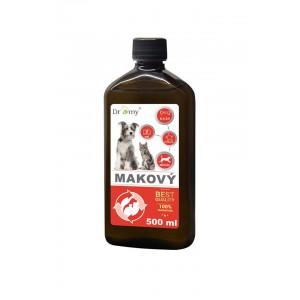 Dromy Makový olej 500 ml