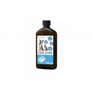 Dromy Olej z tresčích jater 500 ml