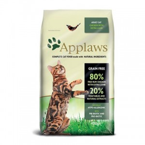 Applaws Cat Adult Chicken & Lamb 2x7,5kg + DOPRAVA ZDARMA