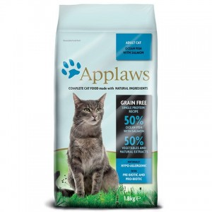 Applaws Cat Adult Ocean Fish & Salmon 1,8kg