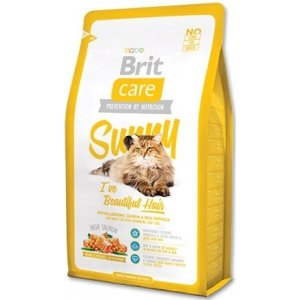 Brit Care Cat Sunny I´ve Beautiful Hair 400g