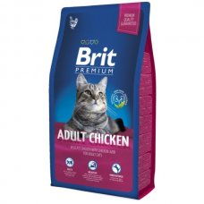 Brit Premium Cat Adult Chicken 1,5kg NEW