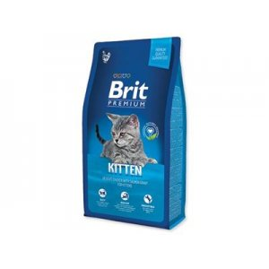 Brit Premium Cat Kitten 300g NEW
