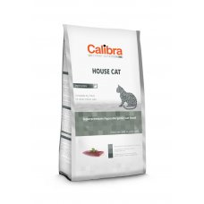 Calibra Cat Expert Nutrition House Cat / Duck & Rice 2 kg NEW