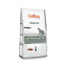 Calibra Cat Expert Nutrition House Cat / Duck & Rice 7 kg NEW