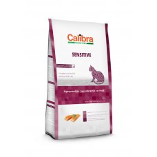 Calibra Cat Grain Free Sensitive / Salmon & Potato 7 kg NEW