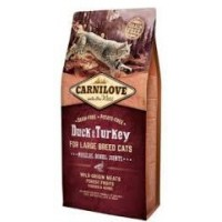 Carnilove Cat LB Duck & Turkey Muscles,Bones,Joints 400g