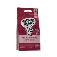 Meowing Heads Senior Moments 450g